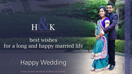 wedding wishes poster couple photoshoot happy marriage life