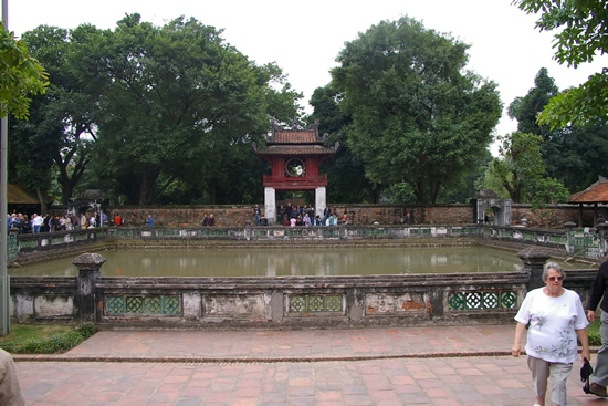 Temple of Confucius - Hanoi