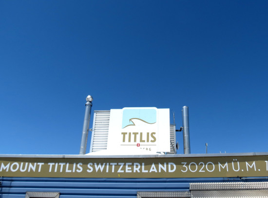 ***  From my  Swiss Holiday   ***  Day -3-   Engelberg  - Titlis  ( 3200mtr.)  - 3 -  (  Re...