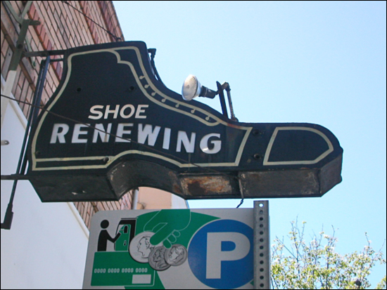 sign old new shoe signfph myoaklandfph