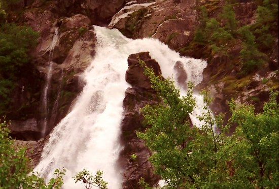 norway geiranger water waterfall norwx geirx wateno