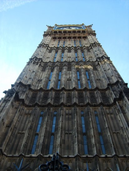 london bigben