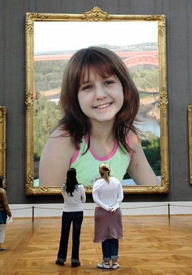 moi au musee