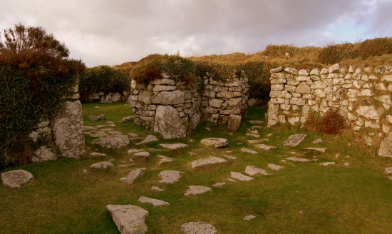 memorytuesday chysauster west cornwall