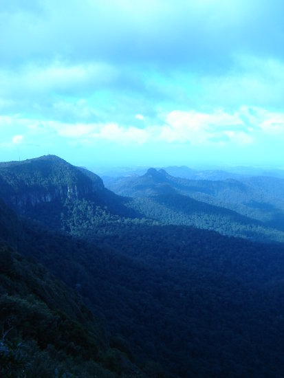 best of all lookout springbrook national park