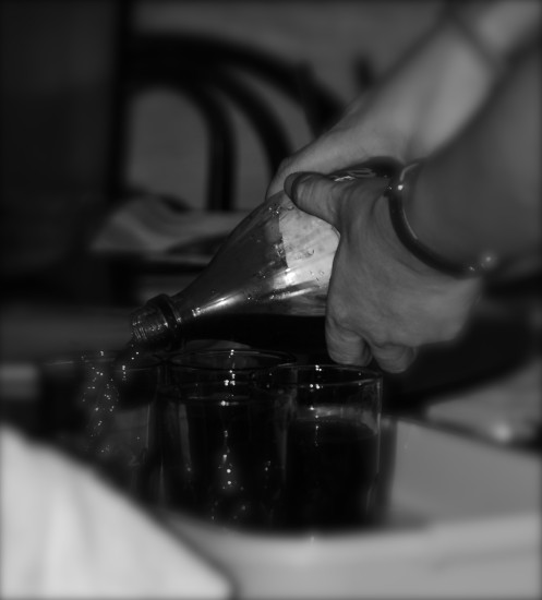 pour me in