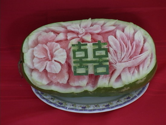 Fruits Carving
