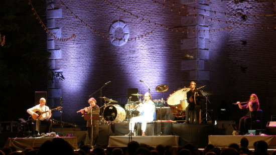 Meco Madrid Spain Carlos Nunez Concierto Music Musica Concert Celtic Celta