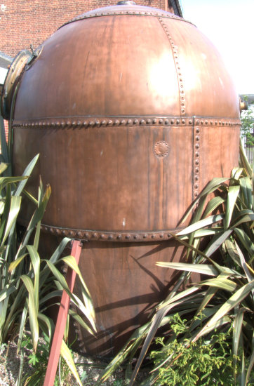 brewery copper