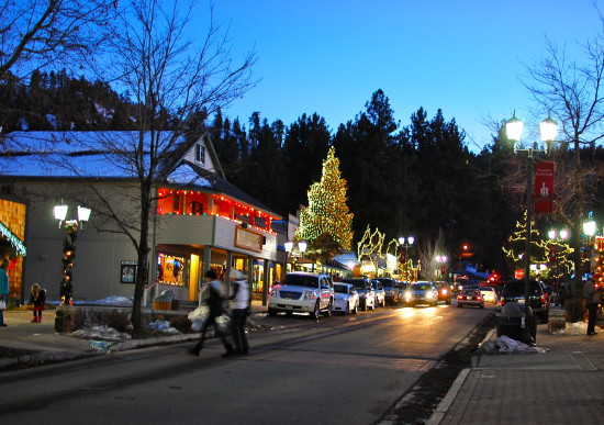 big bear lake village mjghajar