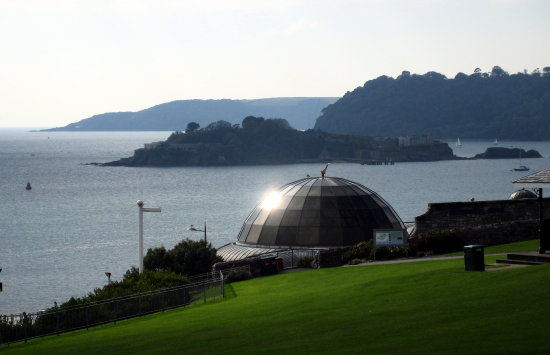 plymouth dome island