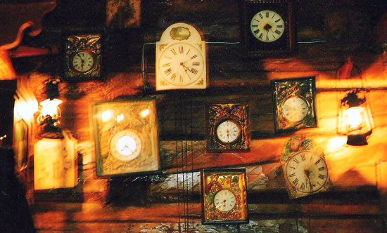 in some places we perceive TIME in a different way...