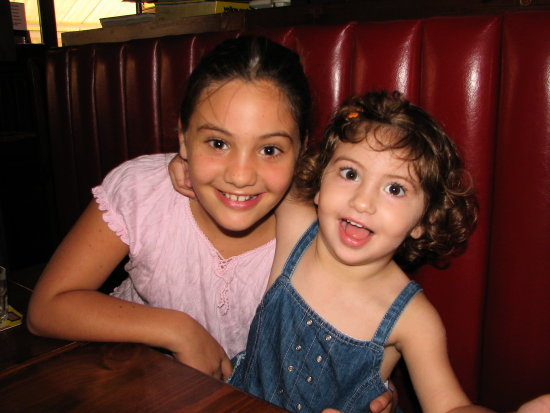 My lovely daughters!!