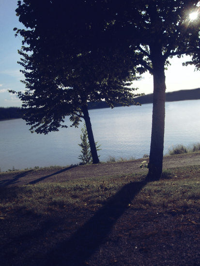 Just a photo of Ikaalinen´s landscape.
