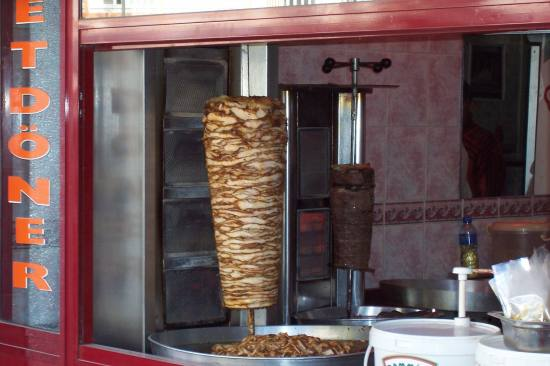 Do you like chicken doner (Turkish-style gyros)?