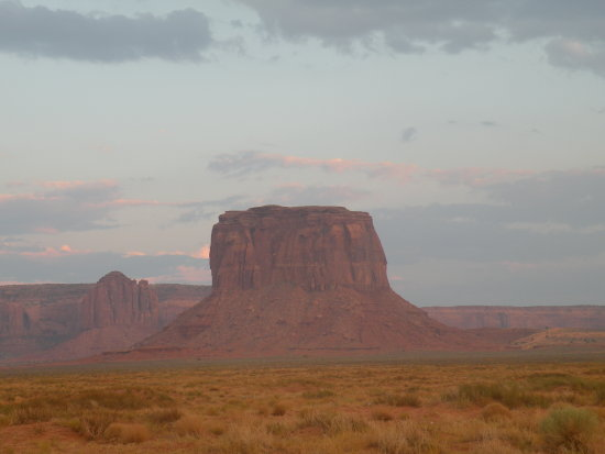 God Conical Butte
