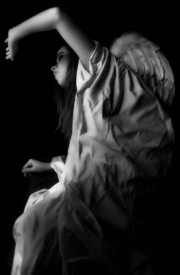 natural lightangel people portrait bw wings