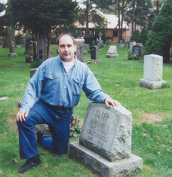headstone family Grandmother Grandfather history graveyard memorytuesday