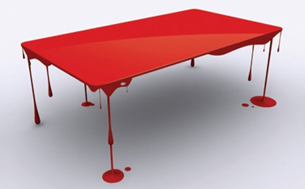 table liquid design