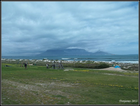 tablemountain capetown winter