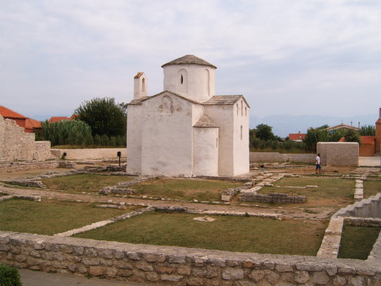 The Smallest Cathedral in the World (Nin)