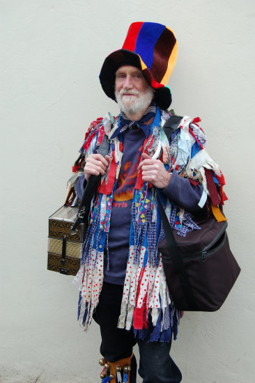 menfriday morrisdancer bideford