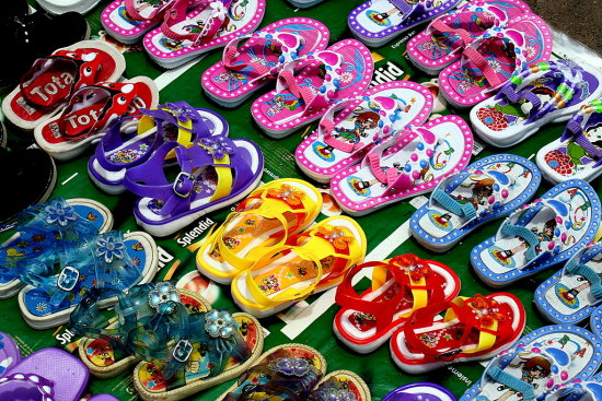 slippers footwear India Lucknow