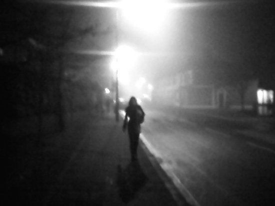 london clapham stockwell brixton landorroad street fog people