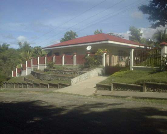 Casay Road Side House