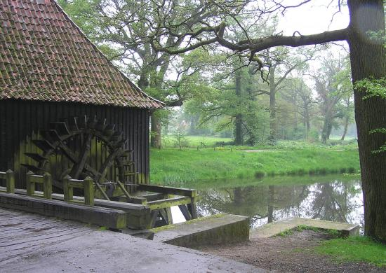 Holland Water Nature Series Watermills