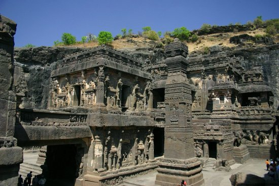 Ellora Caves Wonderful Place
