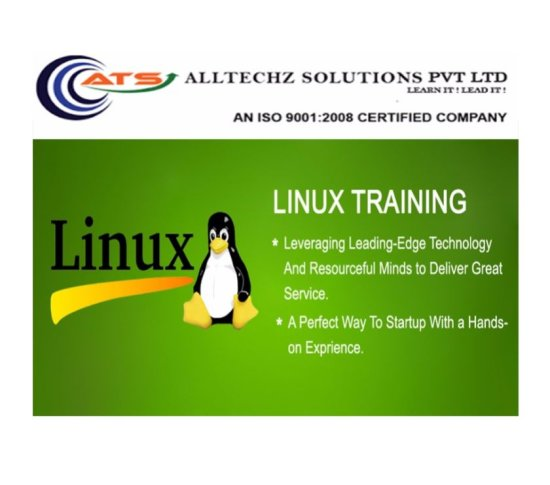 AllTechZ Solutions is one of the Best Linux Certification Training ...