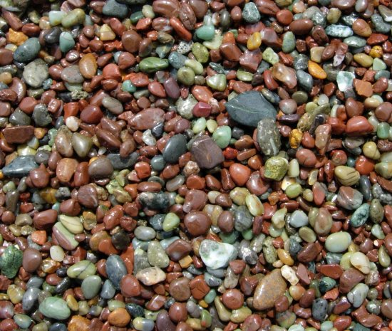 beach geology chert pebbles