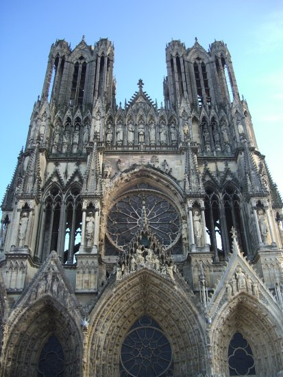cathdrale cathedral reims