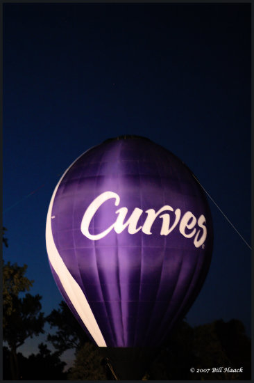 stlouis missouri us usa event balloon glow forestpark Curves 2007