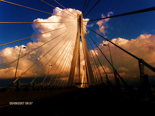 rio bridge on september on the road tell me more about your life