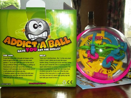 My son got this for christmas, it was the most played toy on christmas day, (mainly by the adults...