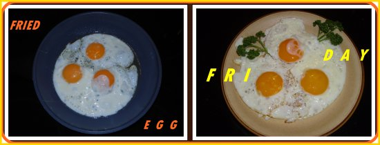 friedeggfriday funfriday swiss chicken eggs