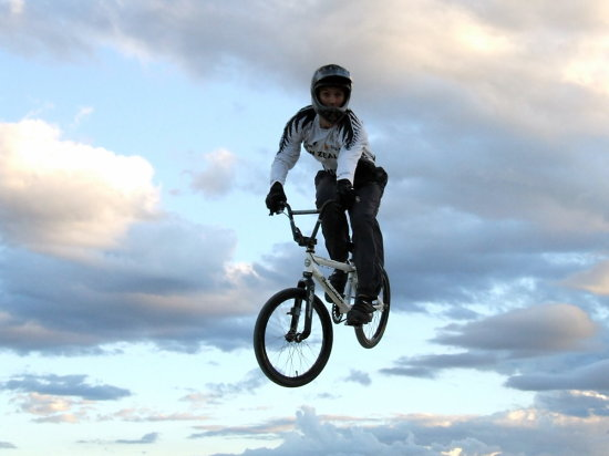 bmx bmxracing jump rider bicycle bike