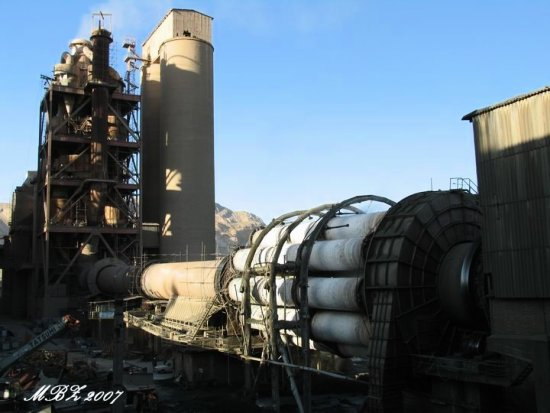 CEMENT FACTORY IRAN