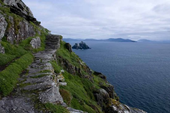 skellig rock kerry coast world heritage site