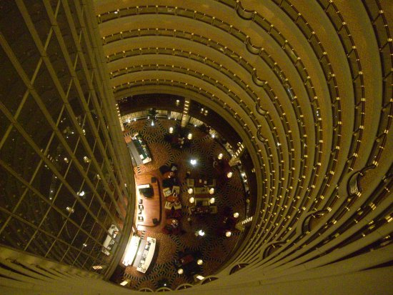 China Shanghai Grand Hyatt highest Hotel