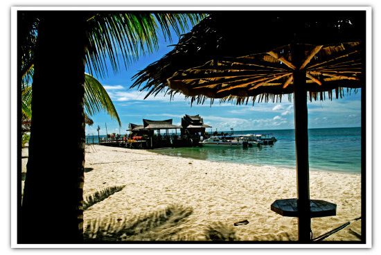 Holiday In Mabul Island