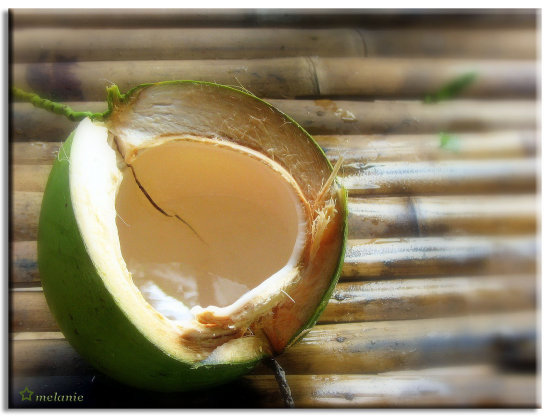 Quench Your Thirst.....( Coconut Fruit... )
