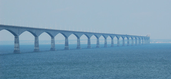 confederation bridge prince edward island new brunswick