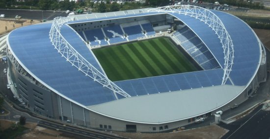BRIGHTON NEW GROUND