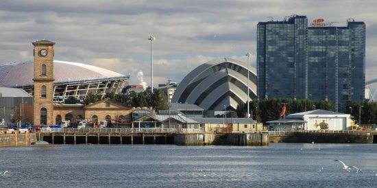 The River Clyde Glasgow 02