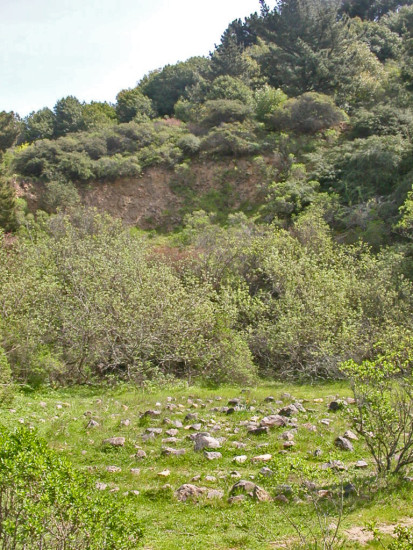 sibleyfph spring hills rocks trees meadow