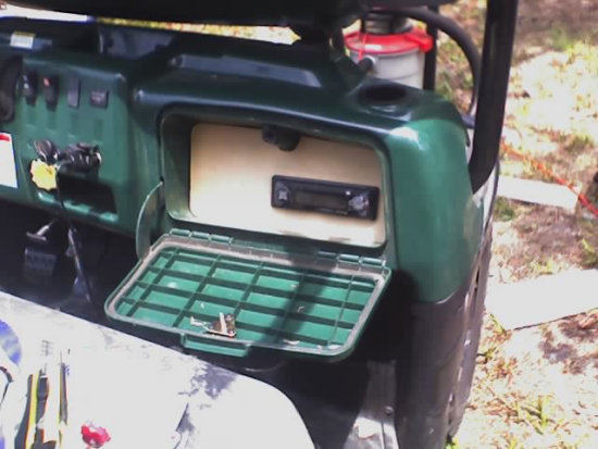 polaris ranger radio install yotatech forums