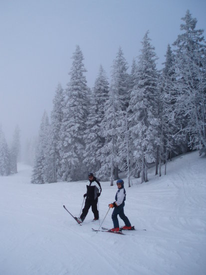 Austia Ski vacation snow